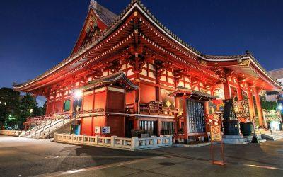 Japan – Osaka + Kobe + Kyoto